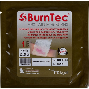 Burntec Burn Dressing