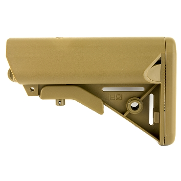B5 Systems SOPMOD Stock QD Mount, Coyote Brown
