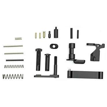 CMC Lower Receiver Parts Kit Without Grip/Fire Control Group