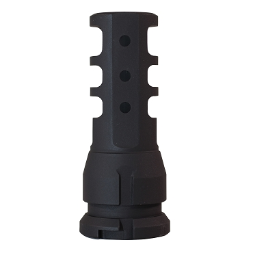 Dead Air Muzzle Brake 5.56MM 1/2X28, Fits Sandman