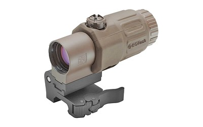 EOTech G33 3X Magnifier, Switch to Side - Tan