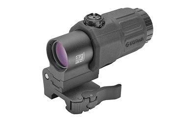 EOTech G33 3X Magnifier, Switch to Side - Black