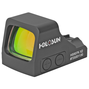 Holosun 507K-X2 Red Dot - Black