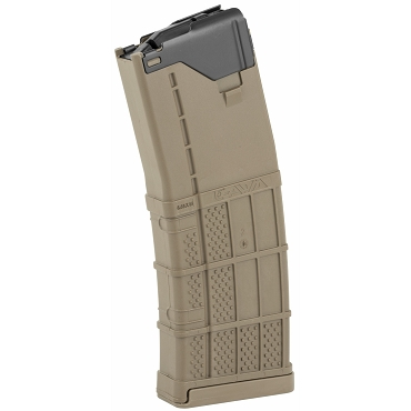 Lancer L5 Advanced Warfighter 30Rd Magazine - FDE