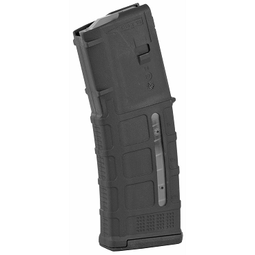 Magpul PMAG 30rd AR-15 M3 Window 5.56 Magazine - Black