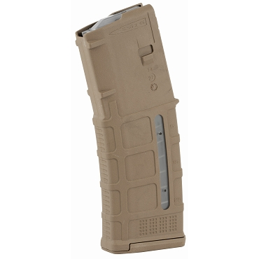 Magpul PMAG 30rd AR-15 M3 Window 5.56 Magazine - Medium Coyote Tan