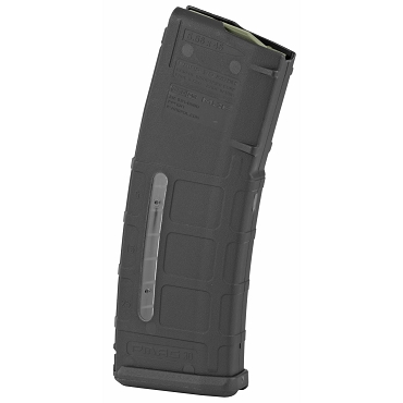 Magpul PMAG 30rd AR-15 M2 Window 5.56 Magazine - Black