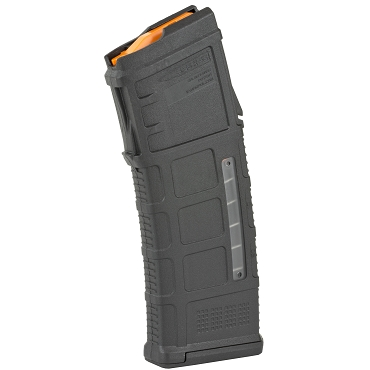 Magpul PMAG 30 AUS M3 Window Magazine, 223 Rem/556NATO, Fits Steyr Aug Rifles - Black