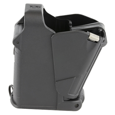 Maglula UpLula Magazine Loader/Unloader, Fits 9mm-45 ACP - Black