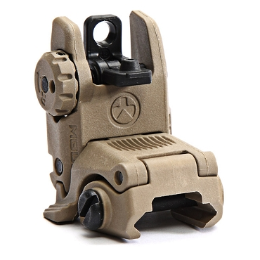 Magpul MBUS Flip Up Rear Sight Gen 2 - FDE