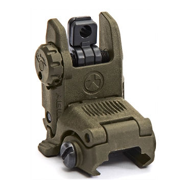 Magpul MBUS Flip Up Rear Sight Gen 2 - OD Green