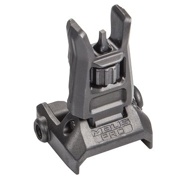 Magpul MBUS Pro Flip Up Front Sight - Black