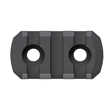 Magpul Aluminum Rail Section, Fits M-LOK Hand Guard, 3 Slots