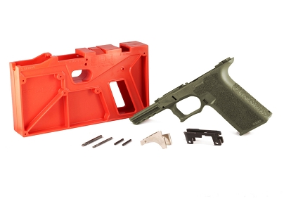 PF940v2 80% Full Size Frame Kit - OD Green
