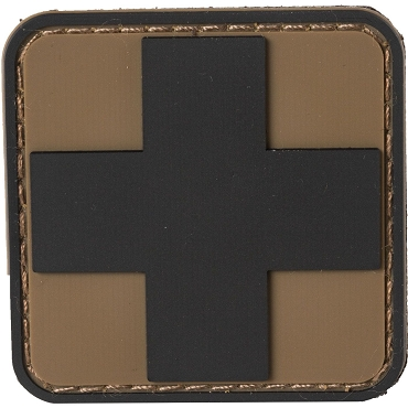 PVC Medic Cross Patches
